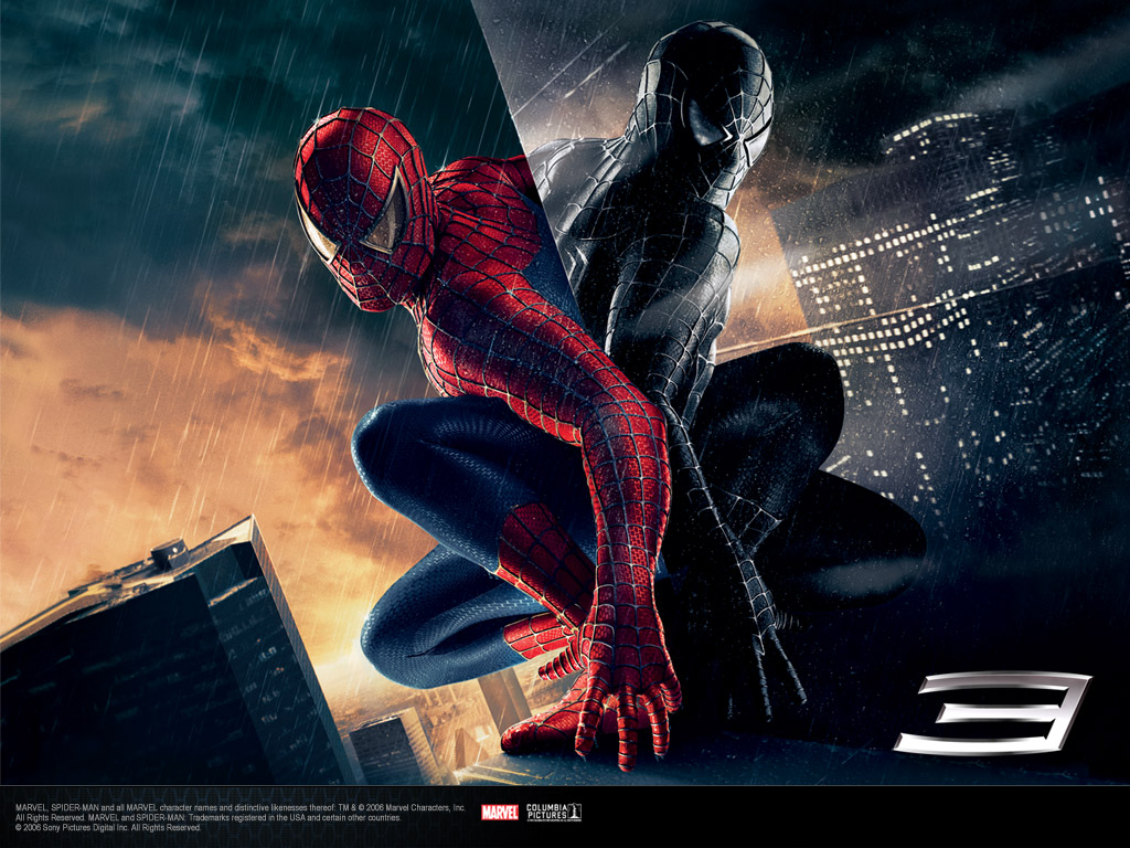фильм человек паук 3
