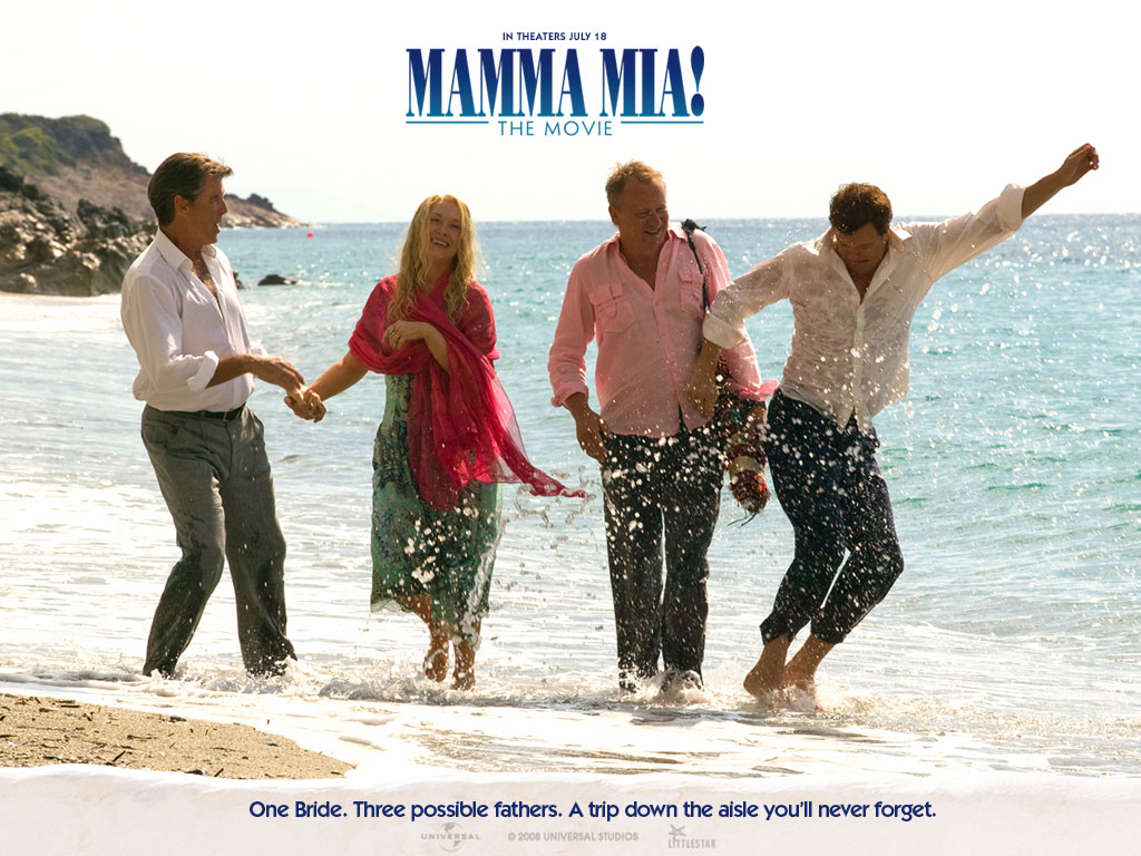 The Party  MAMMA MIA! THE PARTY