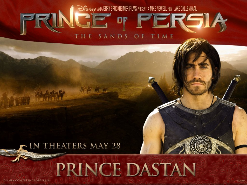 Принц Персии: Пески времени третий кадр