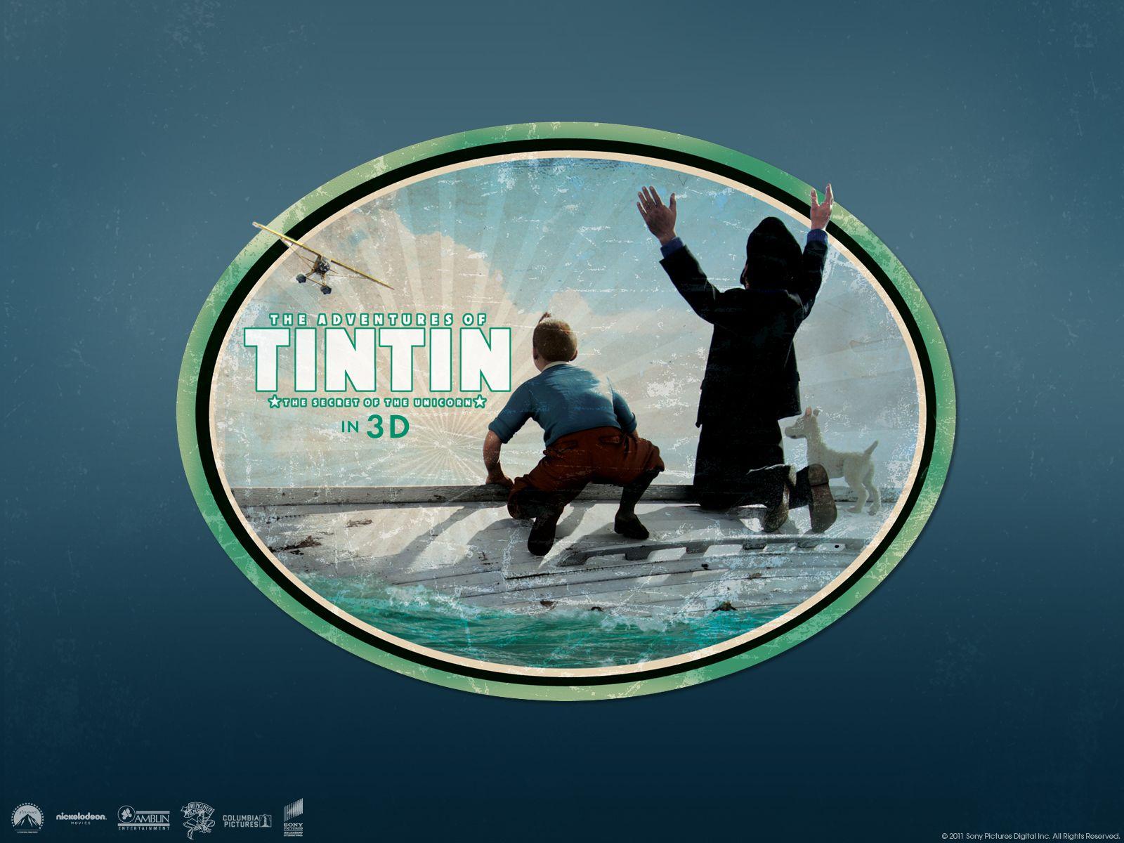 Приключения тинтина тайна единорога 2 23 фотография