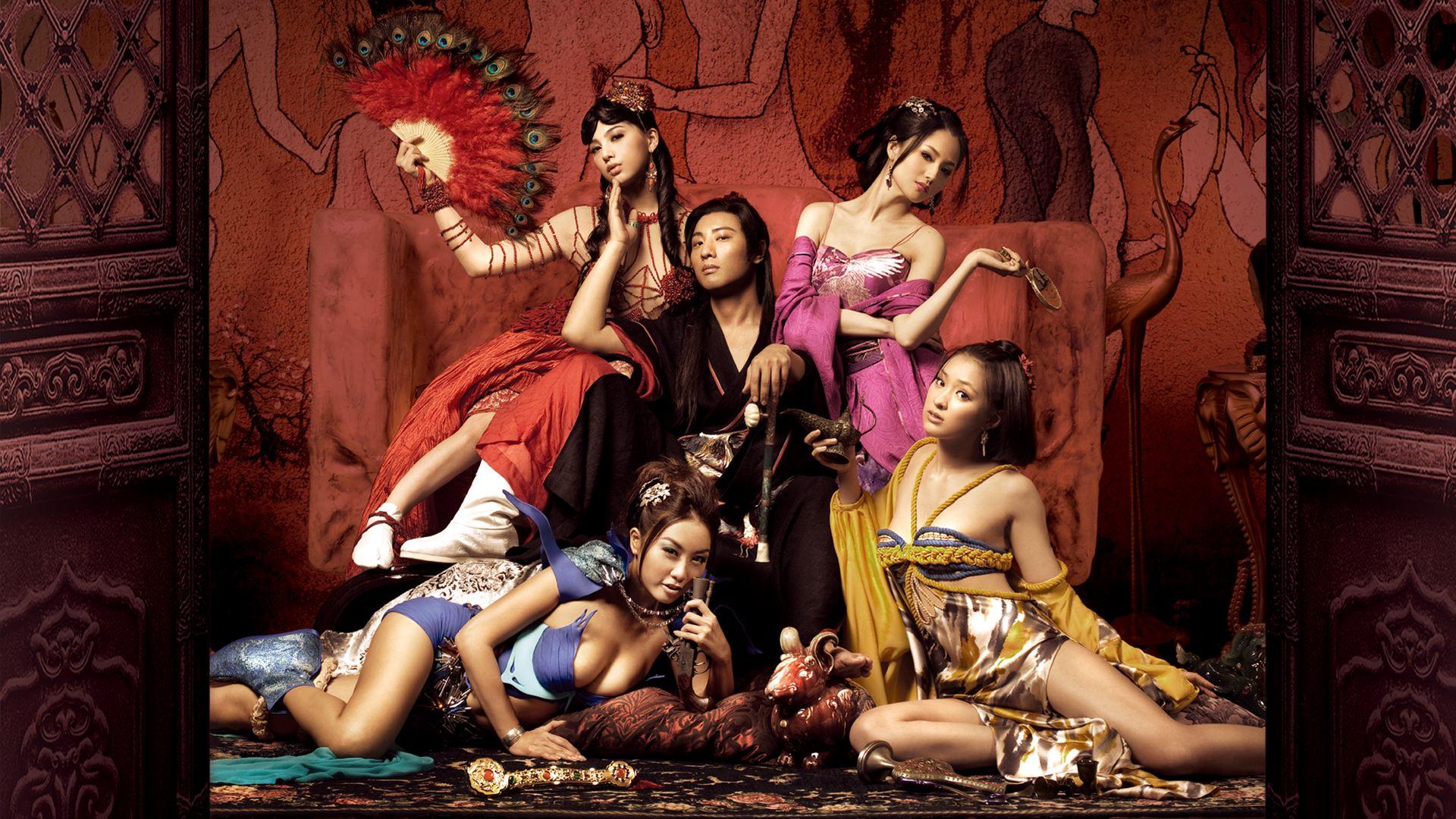 Эротика китайский онлайн 28 фотография