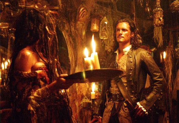 Pirates des Caraibes : Dead Man's Chest 13