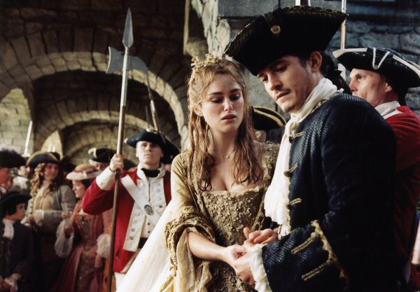 Pirates des Caraibes : Dead Man's Chest 4