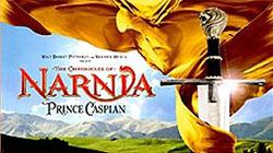 Принц Каспиан. Постер