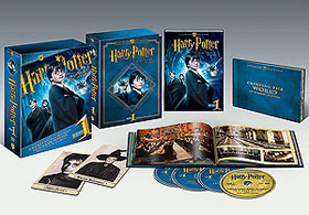 4DVD «Гарри Поттер и Философский камень»