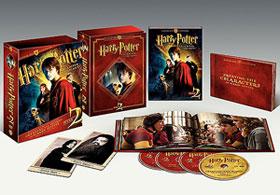 4DVD «Гарри Поттер и Тайная комната»