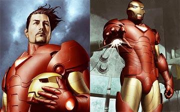 Железный человек. Новые концепты